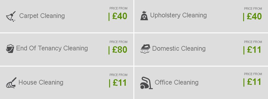 Amazing Prices on Carpet Cleaning Serrvices in Kingston, KT1